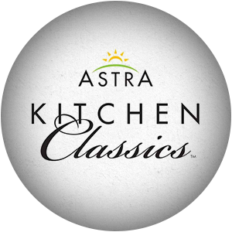 Photo Calkins & Burke - International supplier of seafood, processed fruits and vegetables, and organic foods. Astra Kitchen brand.