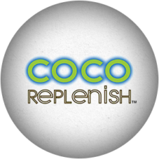 Photo Calkins & Burke - International supplier of seafood, processed fruits and vegetables, dried and organic foods. Coco Replenish brand.