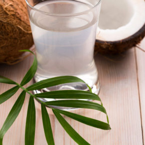 Photo Calkins & Burke - Coconut milk, water, beverages, oil, organic, shelf stable; packaging options