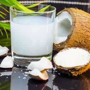 oto Calkins & Burke - Coconut milk, water, oil, organic, shelf stable; packaging options