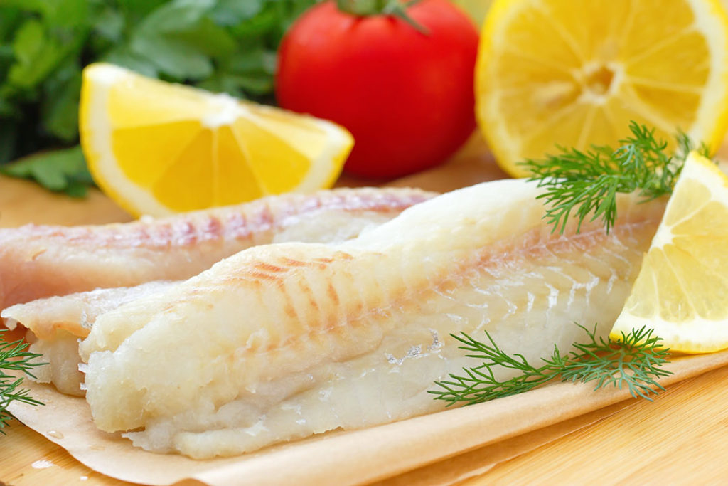 Seafood - Calkins & Burke - Fresh & Frozen Seafood Supplier