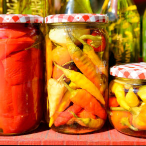 Photo Calkins & Burke - Import export trade of canned fruit and vegetables (peaches, pineapple, mandarin oranges, cocktail, mushrooms, beans, peppers, jalepenos)